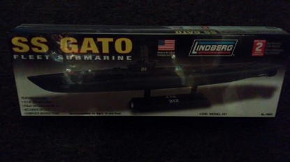 Picture of SS GATO fleet submarine