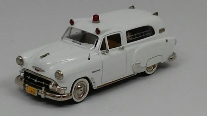 Picture of 1953 Chevrolet ambulance  white (Design Studio)