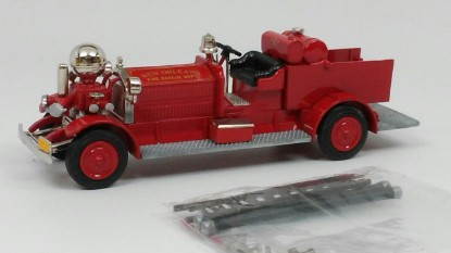 Picture of Ahrens Fox piston fire pumper NEW ORLEANS
