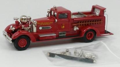 Picture of Ahrens Fox 1938 HT piston pump NEW YORK WORLDS FAIR 1939