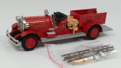 Picture of Ahrens Fox C14 chemical pumper 1927 BRISTOL PA