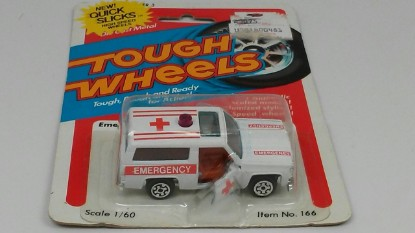 Picture of Chevrolet Blazer Ambulance