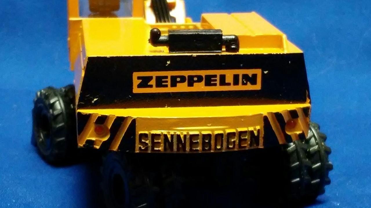Picture of Sennebogen  Zeppelin 214 wheel excavator