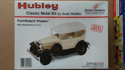 Picture of Ford Model A Pheaton
