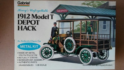 Picture of Ford Model T 1912 Depot Hack