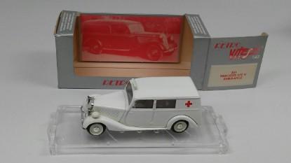 Picture of Mercedes 170V ambulance