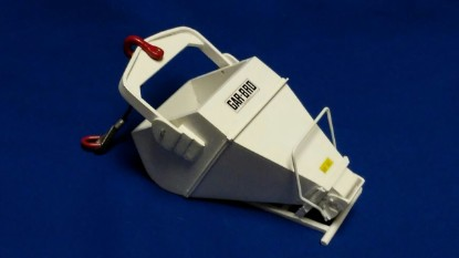 Picture of Gar-Bro 10 yard concrete bucket GAR-BRO