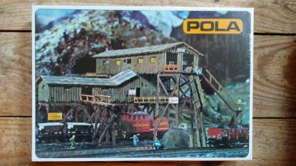 Picture of Coal mine building