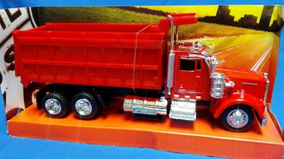 Picture of Kenworth dump truck