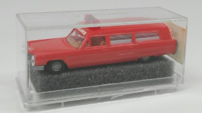 Picture of 1970 Cadillac  Ambulance - red