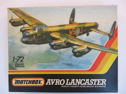 Picture of Avro Lancaster
