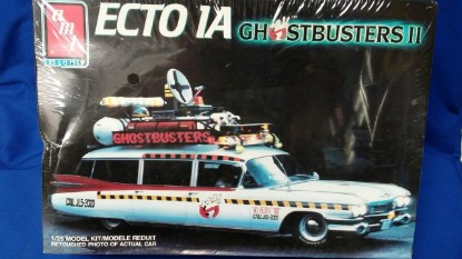 Picture of Ghostbusters ECTO-1A Car
