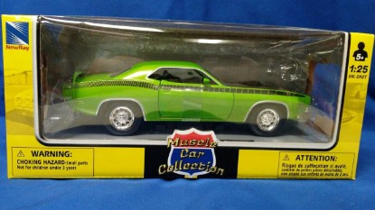 Picture of 1970 Plymouth Cuda - green