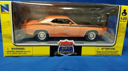 Picture of 1970 Plymouth Cuda - orange
