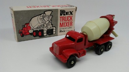 Picture of Rex concrete mixer