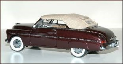 Picture of 1949 Mercury Convertible - Royal Bronze Maroon