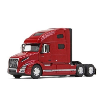 Picture of Volvo VNL 760 sleeper cab tractor  cherry bomb red metallic
