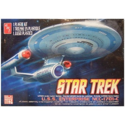 Picture of STAR TREK U.S.S. Enterprise NCC-1701-C