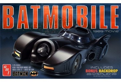 Picture of Batmobile 1989 Movie