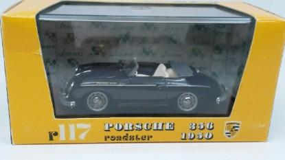 Picture of Porsche 356 roadster 1950  - black