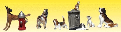 Picture of Dogs & Cats - pkg(12)