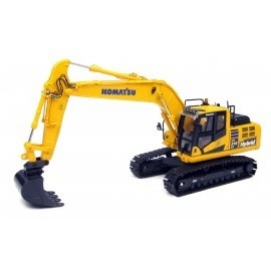 Picture of Komatsu HB215LC-2 Hybrid track excavator