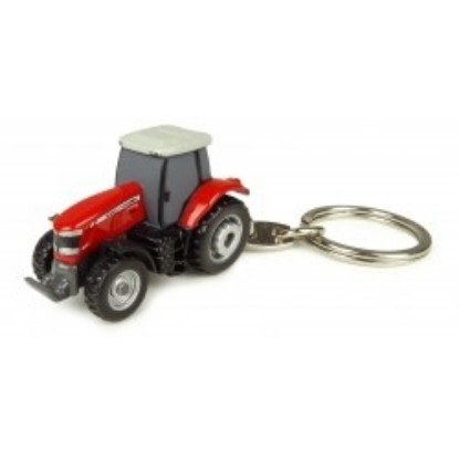 Picture of Massey Ferguson 7726 tractor-keychain