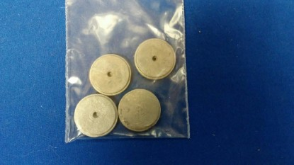 Picture of Replacement wheels for NZG/Joal Cat 955
