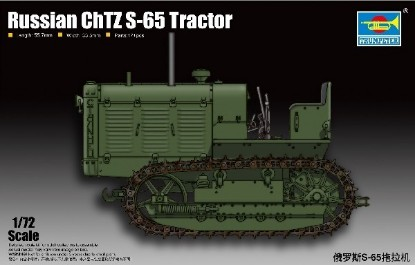 Picture of Russian ChTZ S65 tractor    kit