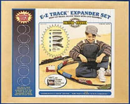 Picture of HO E-Z  Nickel Silver Track Layout Expander Set