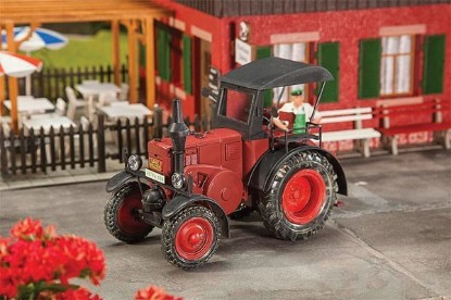 Picture of Lanz Bulldog tractor