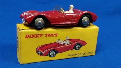 Picture of Maserati Sport 2000
