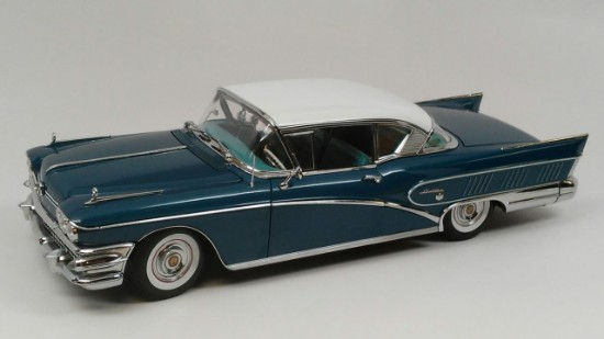 Picture of 1958 Buick Limited Riviera -Platinum Collection - blue