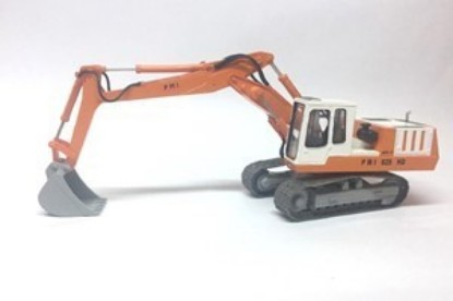 Picture of PMI 825HD Series D cab track excavator