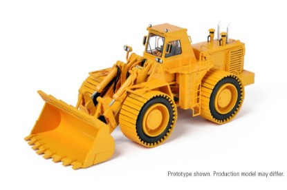 Picture of Cat 992B wheel loader - beadless tires