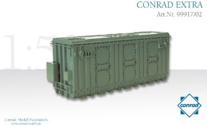 Picture of Transformer load  green