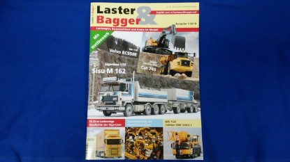 Picture of Laster & Bagger 1-2018 German- English download
