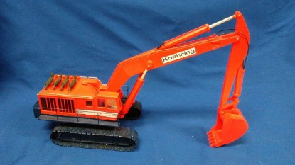 Picture of Koehring 1266 excavator