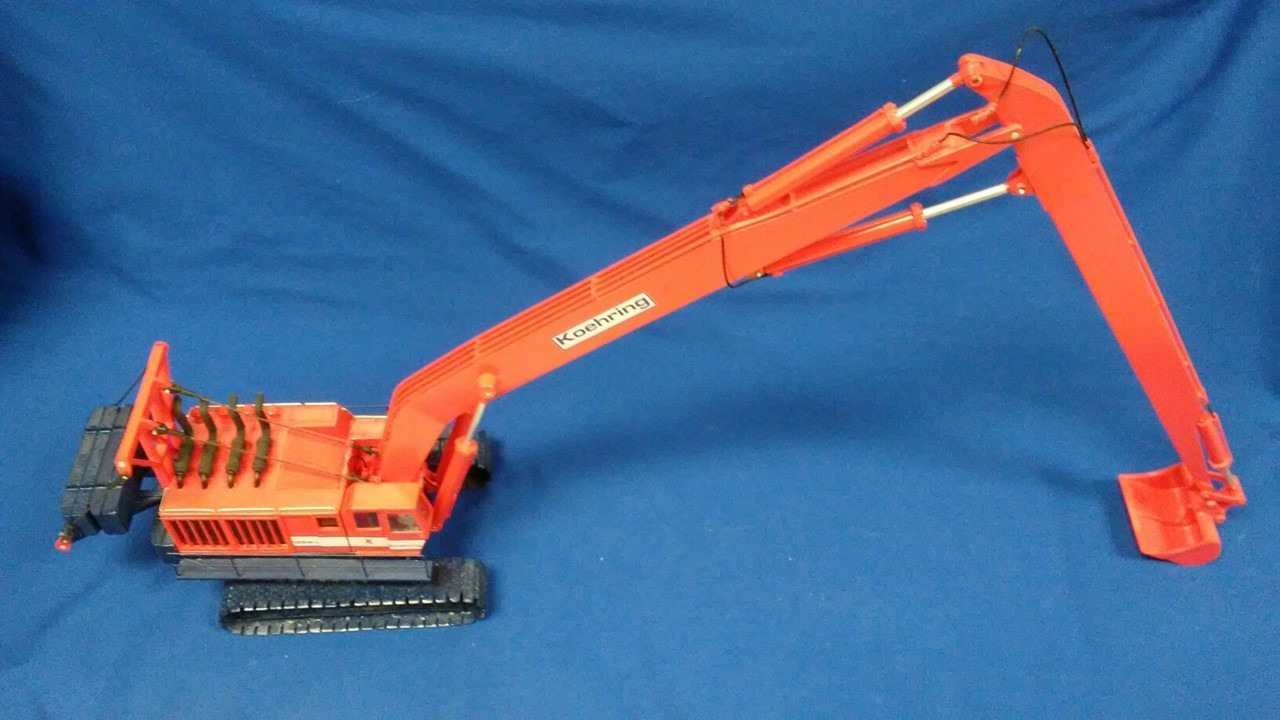 Picture of Koehring 1266 long reach excavator