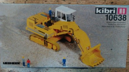 Picture of Liebherr 992 hydraulic shovel