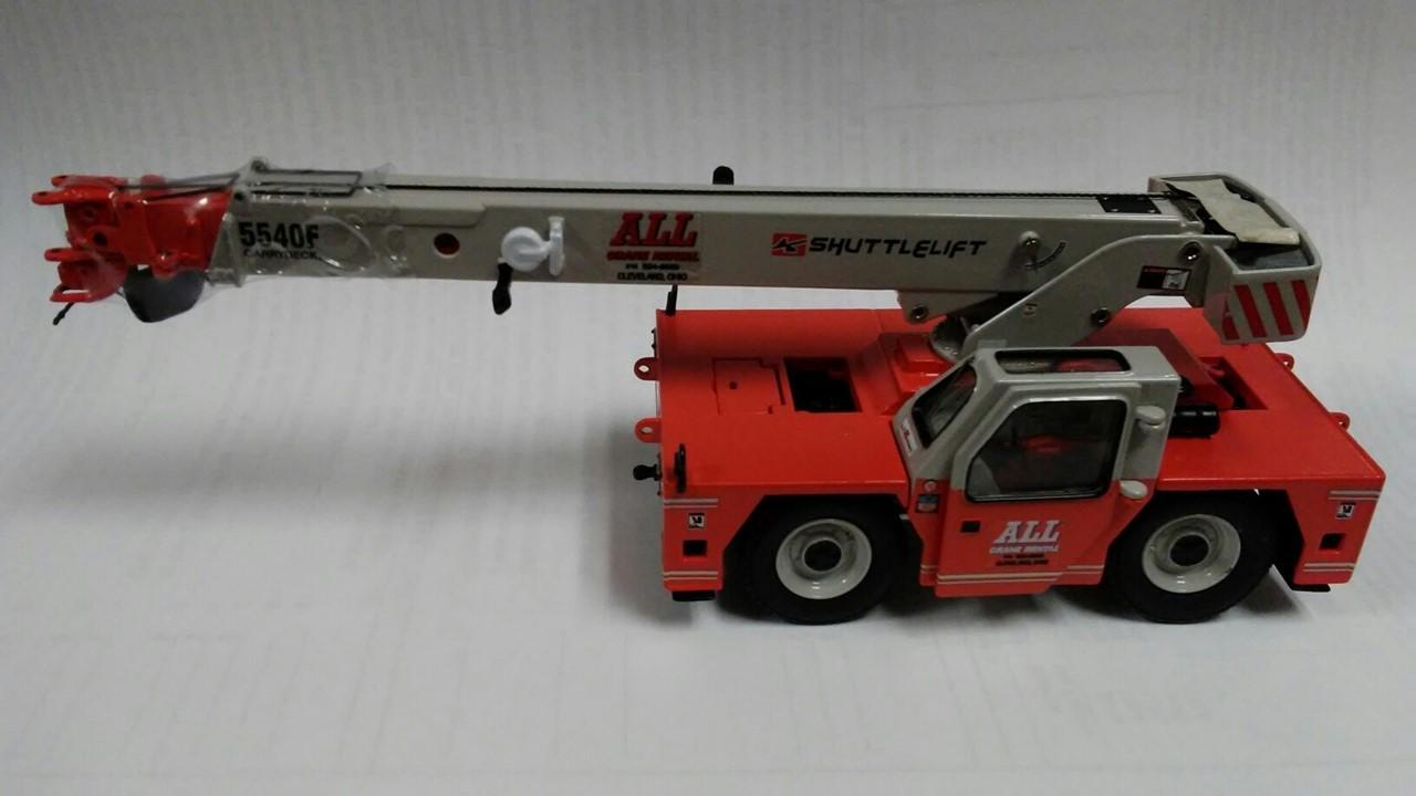 Picture of Shuttlelift Carrydeck crane  ALL CRANE