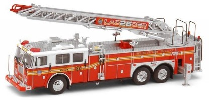 Picture of FDNY Seagrave Rear Mount Ladder 26