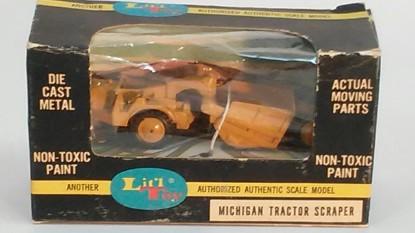 Picture of Michigan 310 scraper
