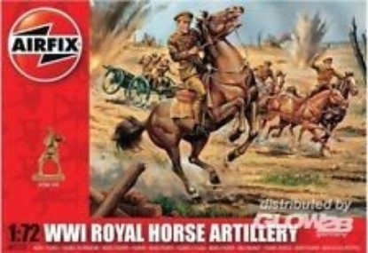 Picture of Royal Horse Artillery kit  WW1 kit