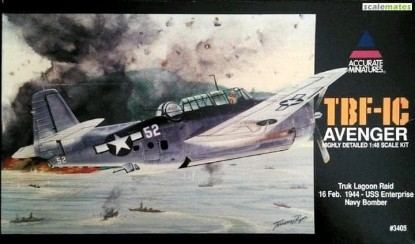 Picture of TBF-1C Avenger