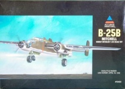 Picture of North American B-25B Mitchell