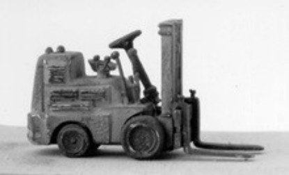 Picture of Clark 4000lb forklift 1947