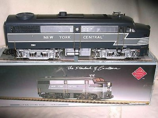 Picture of Alco FA1 NY Central locomotive