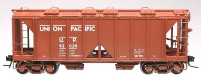 Picture of 70 Ton Covered Hopper Car- Union Pacific