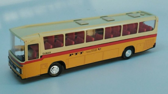 Picture of MB O 303  bus  PTT